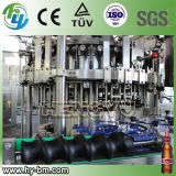 Beer Bottle Filling Line Production