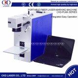 Медная машина маркировки гравировки лазера крана Faucet бирок раковины нержавеющей стали