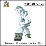 전화를 위한 USB 마이크로 데이터 비용을 부과 케이블