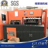 Máquina Semi-Auto del moldeo por insuflación de aire comprimido de la botella del animal doméstico de 4 cavidades