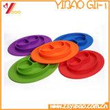 Bebé de silicona Wholesales One Sub-Grid Bowl Bowl, fácil de lavar, gota (XY-BB-194)
