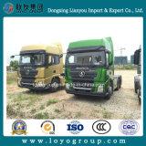 中国X3000 6*4力のトラクターのトラック