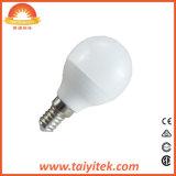Fonte luminosa pequena nova do diodo emissor de luz de G45 3W com certificação ISO9001