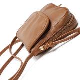 Sacchetto causale del messaggero delle donne del progettista di cuoio delle borse della signora PU (WDL0965)