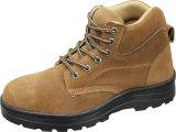 Из натуральной кожи крупного рогатого скота инженерных рабочая обувь со стальным носком