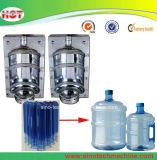 Botella de plástico de PC de 5 galones de moldeo por soplado Automática / máquina de moldeo