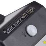 Preço alto desempenho do Interruptor Tipo Pino 20LEDs de luz solar com função do Sensor