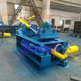 Máquina de empacotamento hidráulica dos aparas de alumínio (fábrica)