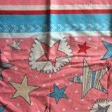 75D verspreid de Afgedrukte Duidelijke Geweven Stof van de Polyester