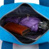 Мешок плеча посыльного почтальона напольных спортов руки цветастых женщин