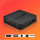 Cadre intelligent de l'Internet TV de mini boîtier décodeur de PC de l'androïde 6.0 Rk3229 3D 4K IPTV Ott de Mxq 4K