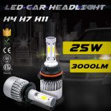 Linterna ligera H4 del coche G6 LED
