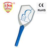 Высокое напряжение высокое качество Swatter комаров и 2 батарейки типа AA
