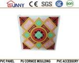 Прокатанные PVC панели потолка, потолки PVC для нутряного украшения