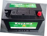 Accumulatore per di automobile sigillato della batteria 12V66ah di Mf 56618-DIN66mf