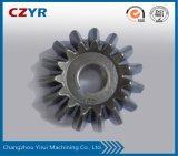 Engrenagem cônica reta / engrenagem de alta eficiência / engrenagem cônica reta