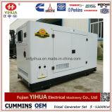 20kw/25kVA en silencio con Yto Yangdong Generador Diesel Engine (8-50kW/10-62.5kVA)