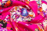 2017 Sjaal van de Zijde van de Druk van de Stijl van de Sjaal van de Hoogste Kwaliteit de Nieuwste Digitale