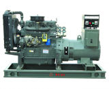 De Elektrische Generator 50kw 62.6kVA Genset van de Dieselmotor van Weichai