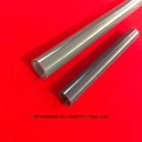 Tubo grigio del quarzo di alta qualità per il riscaldamento