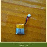 3.7 Batteria ricaricabile 401020 della cuffia avricolare di V 50mAh 55mAh Bluetooth