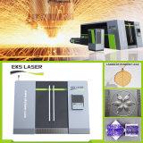 1000W da máquina de corte de fibra a laser de alta velocidade para a sua escultura e Corte