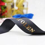 Großverkauf gedrucktes Wedding Dekoration-Polyester-Farbband
