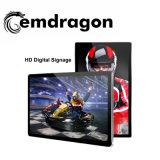 La publicité HD player joueur Publicité Kiosque 32 pouces écrans publicitaires de la machine en stock d'affichage dynamique LCD