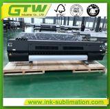 Oric HT180-E4 Impresora de gran formato con cuatro Dx-5 para imprimir