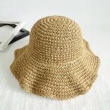 Изготовленный на заказ Brown/с белого шлема сторновки шлема лета