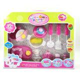 Cozinha de plástico Educacional Doll House Play de brinquedos para crianças