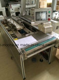 Semi AUTOMATIC Perfume Carton box cellophane Overwrapping Packaging Machine