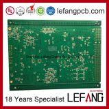 PWB rígido Multilayer da placa de circuito impresso para o controlador do motor