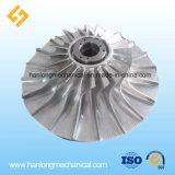 Turbine de turbocompresseur de moulage d'aluminium