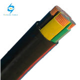 Pvc van het Koper van het lage Voltage isoleerde 4 Kern 95mm de Kabel van de Macht