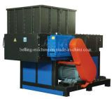 Shredder de PP/PE/PVC/máquina plásticos duros do recicl