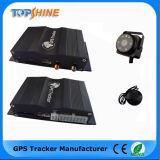 Leitor de RFID ativa RS232 Sensor de Combustível 3G 4G Rastreador GPS