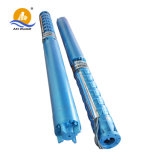 Pompe de puits profonde submersible de cylindre d'acier inoxydable d'irrigation de Qj