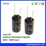 De Elektrolytische Condensator met lange levensuur van het Aluminium 350V 15UF