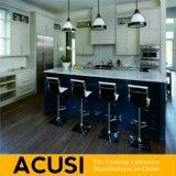 Fabrik-gute Qualitätshölzerner festes Holz-Küche-Großhandelsschrank (ACS2-W25)