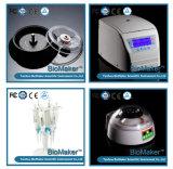 Certificado CE de caja fuerte y poderoso 4000-12000rpm centrifugadoras Mini