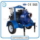Uno mismo del precio al por mayor que prepara la bomba de aguas residuales centrífuga del motor diesel