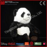 De realistische Gevulde Dierlijke Aziatische Panda van het Stuk speelgoed van de Pluche van het Speelgoed van de Panda Zachte
