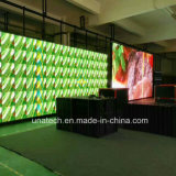 LED CMS haute résolution à l'intérieur plein de location d'installation murale LED de couleur l'affichage numérique