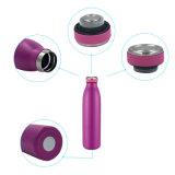 bottiglia di acqua isolata dell'acciaio inossidabile 350ml/500ml/750ml (SL-15)