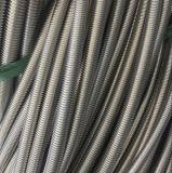 Flexible d'onde en carton ondulé en métal flexible