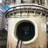 Grúa de horca costa afuera de la máquina de manipulación de materiales de la grúa del acceso del yate de la base del zócalo de Ghe mini