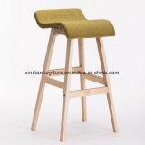 Moderner moderner nordischer hölzerner Stuhl für Gaststätte