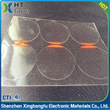 Film protecteur Reticulate de découpage de silicones de 34mm pour la glace de lentille