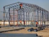 El Departamento de Ingeniería pre edificios con estructura de acero corrugado